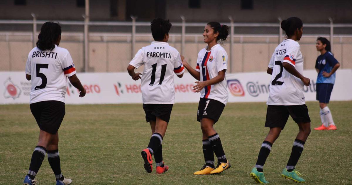 Indian Women's League: Bangalore United, Kolhapur City register comfortable wins