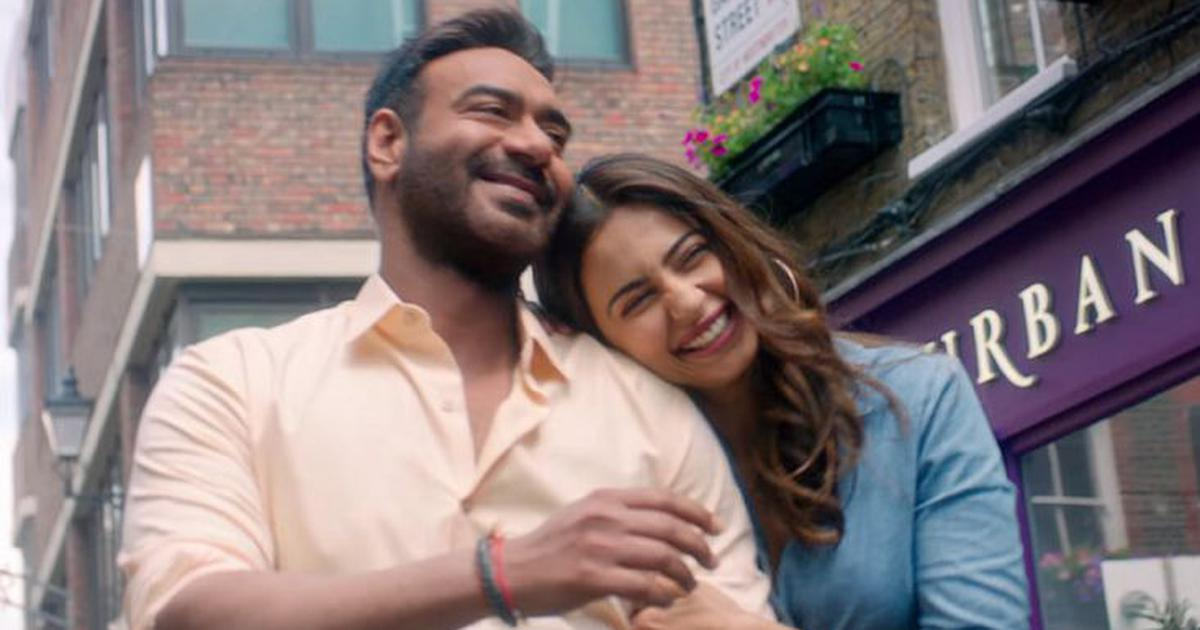 'De De Pyaar De' movie review: Mind the age gap – because the filmmakers aren't always doing so