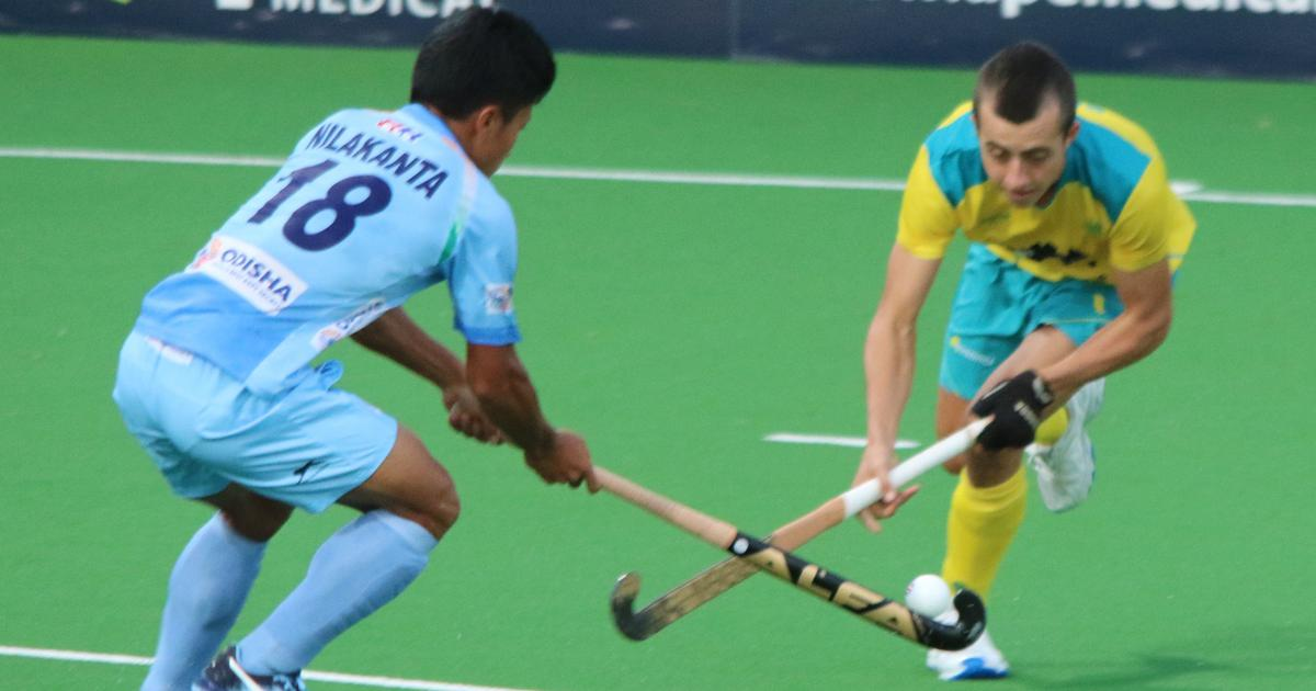 Hockey: India go down 5-2 to Australia in the final game of the tour
