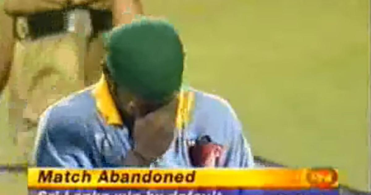 World Cup moments: An epic collapse, a tearful Vinod Kambli, India's 1996 WC ends in ignominy