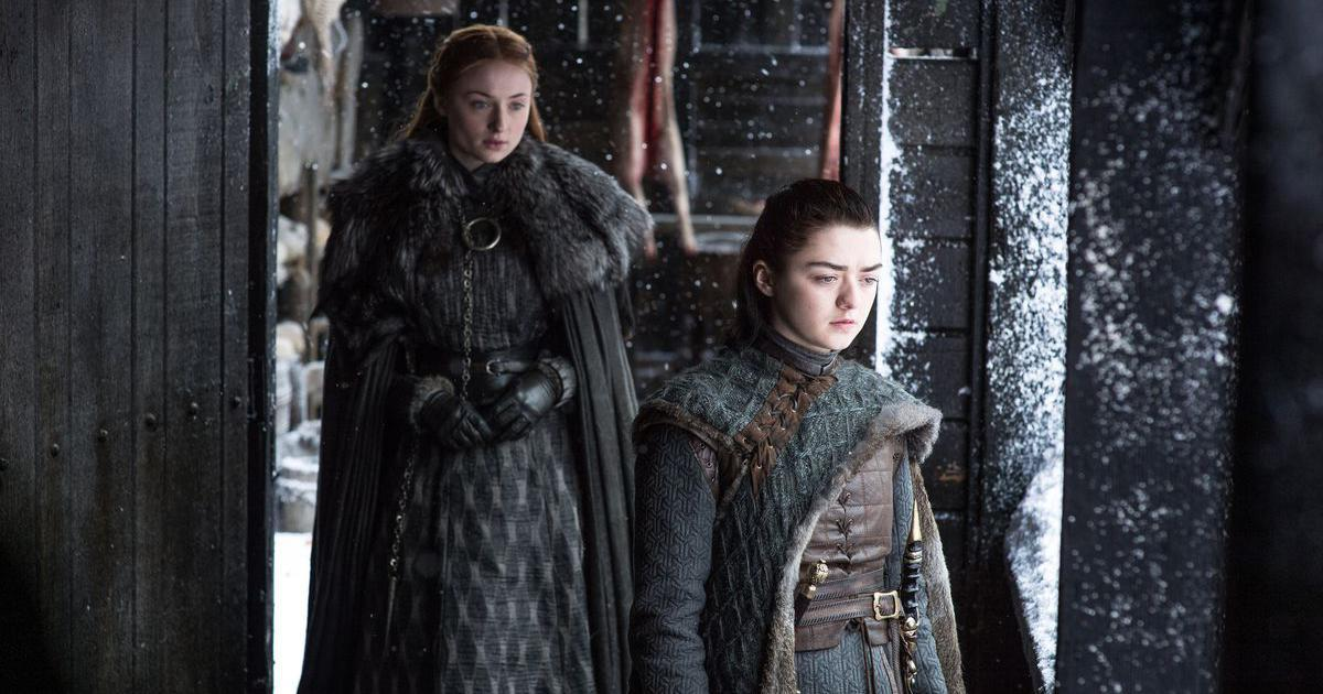 Arya or Sansa: Who was the Starkest of the sisters on 'Game of Thrones'?