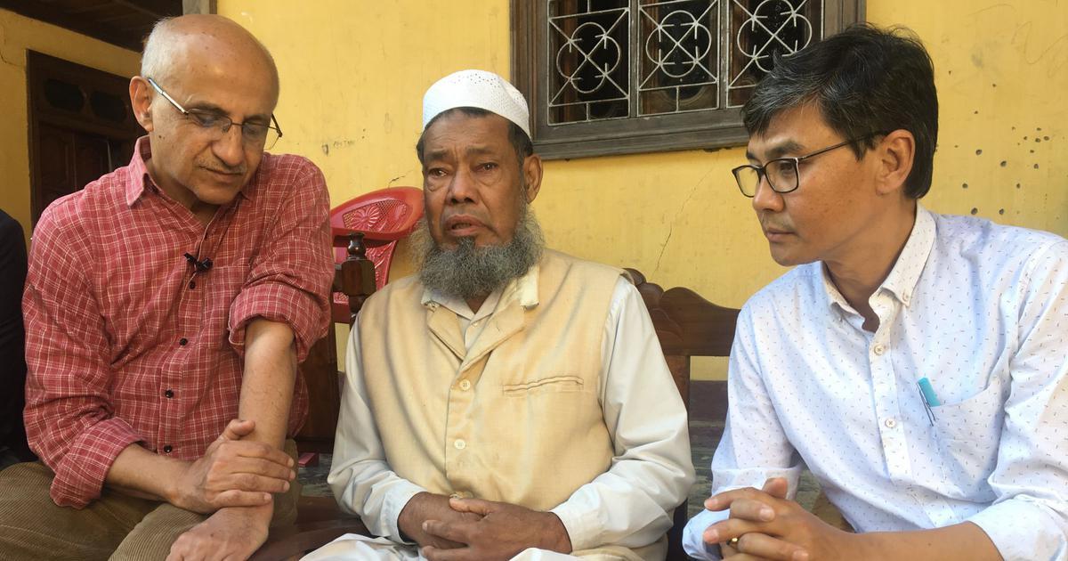 Twitter restores Harsh Mander's Karwan-e-Mohabbat account a day after suspending it