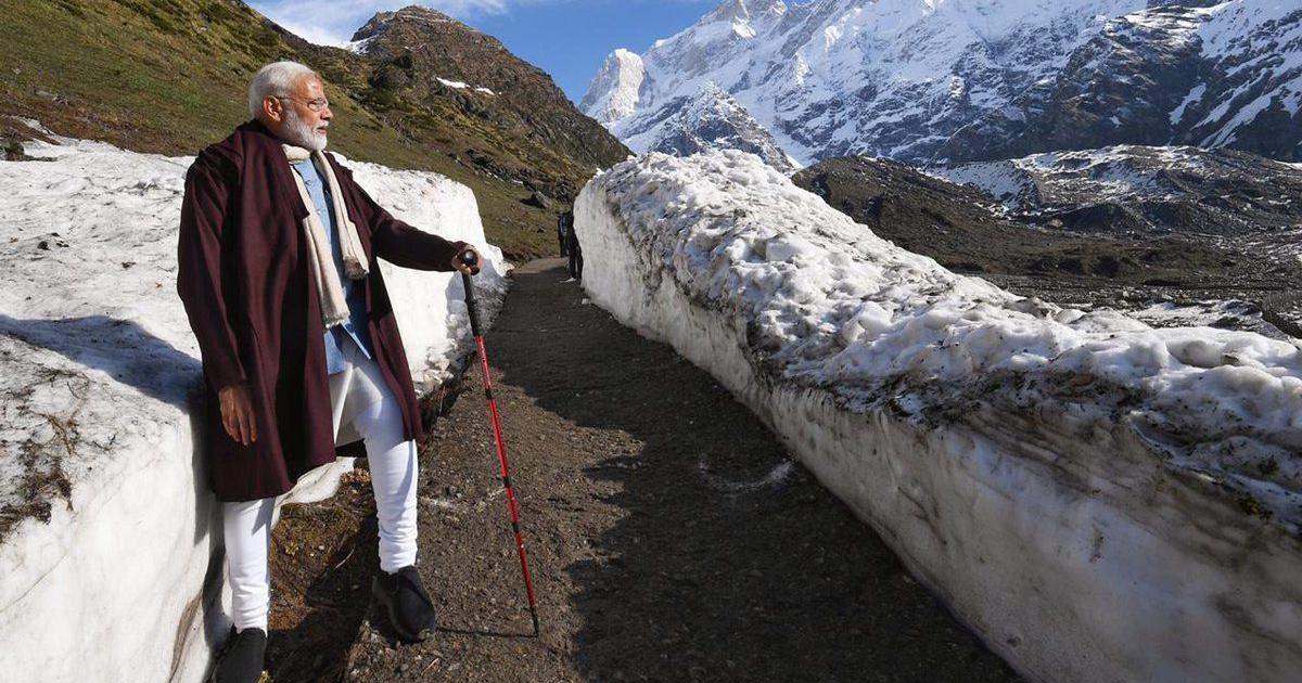 After Narendra Modi's Kedarnath visit, Rahul Gandhi says poll panel 'capitulated' before PM