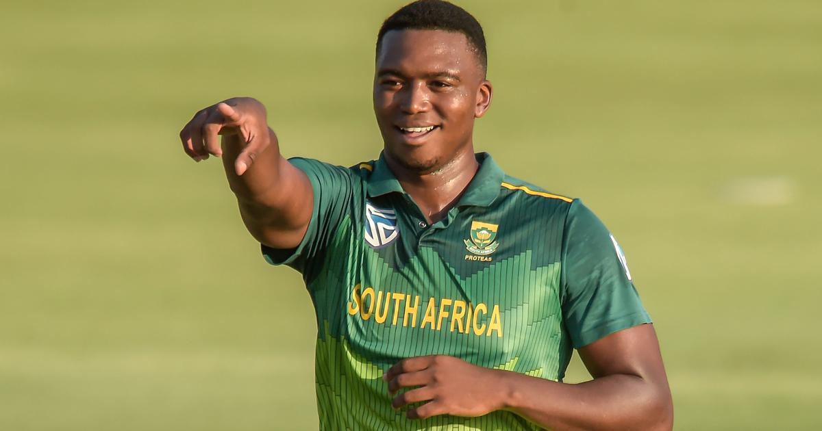 'We owe them one': South Africa's Lungi Ngidi eyes revenge against India in World Cup opener
