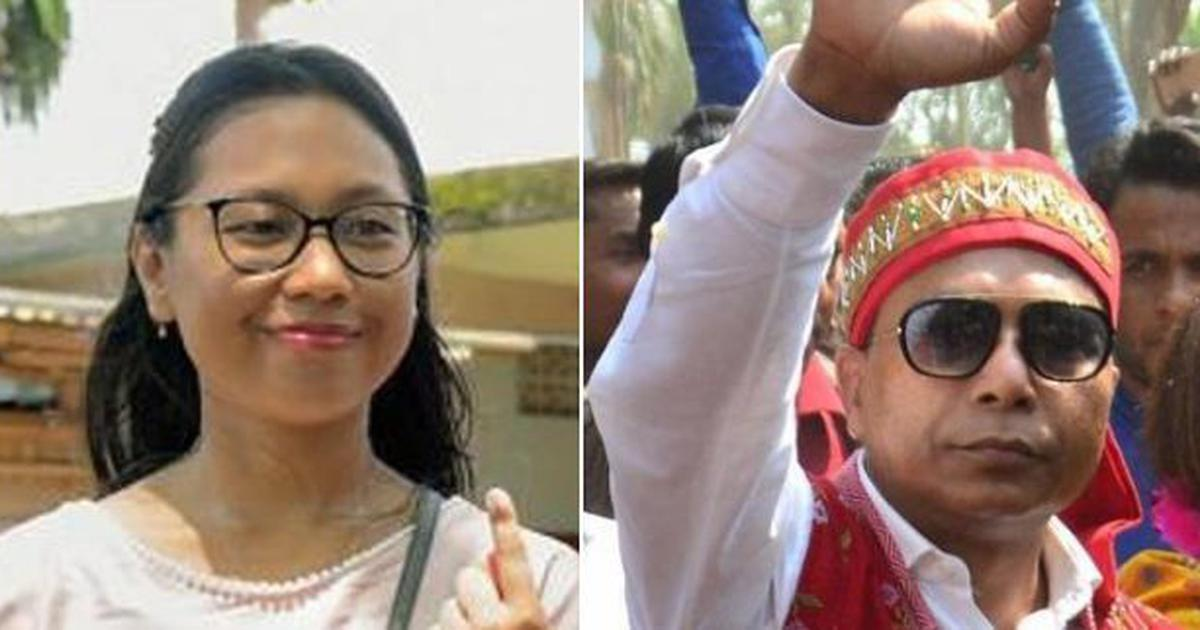 Key fights: In Tura, Congress' Mukul Sangma hopeful as Agatha Sangma labours under father's shadow