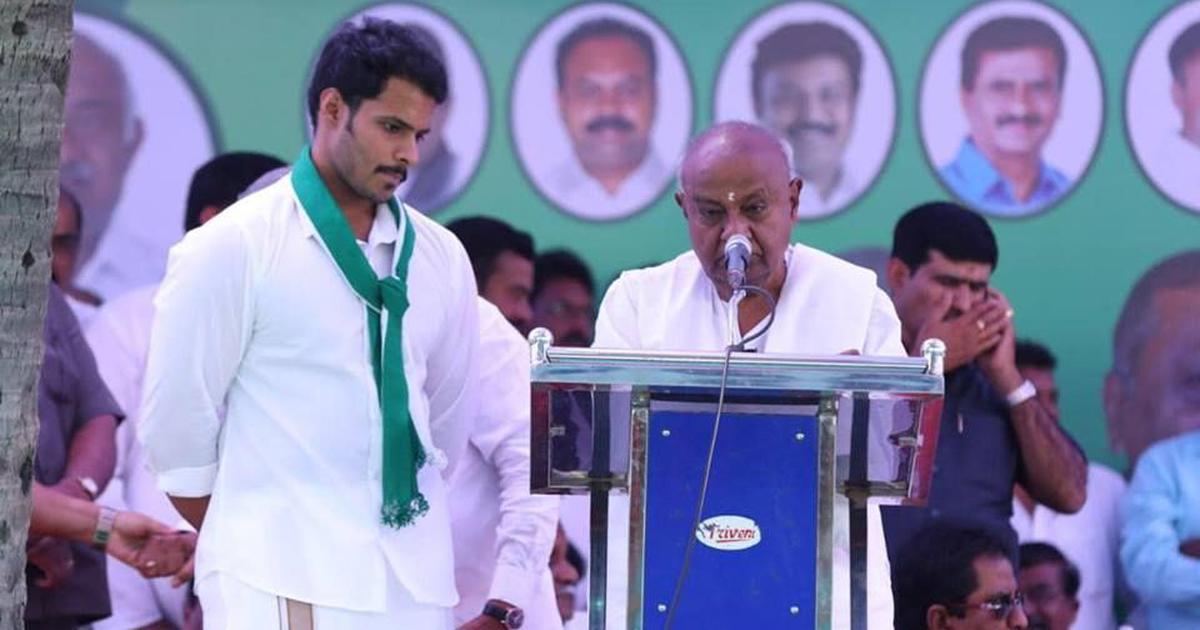 Key fights: In Karnataka's Mandya, JD(S) is worried about Congress rebels playing spoilsport