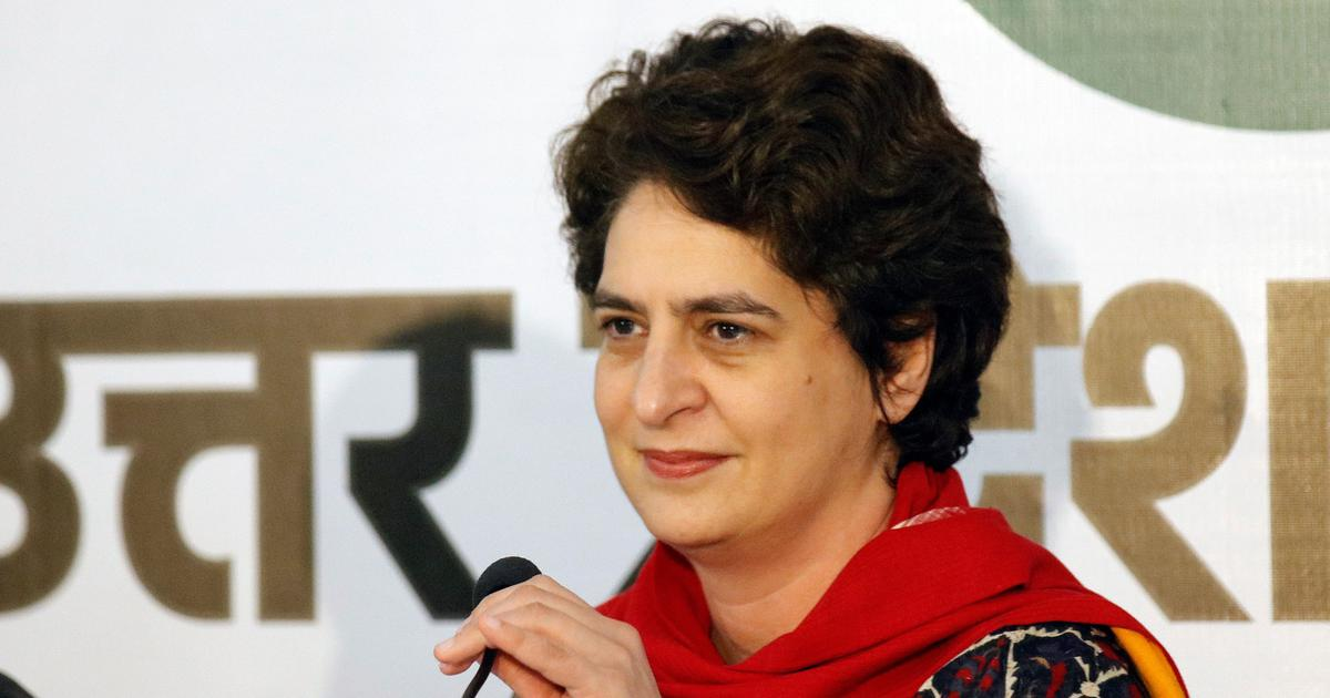 Covid-19: UP accepts Priyanka Gandhi's proposal to deploy 1,000 buses to bring in migrants