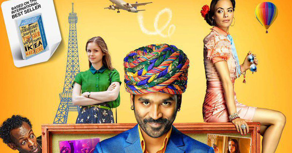 Dhanush's 'The Extraordinary Journey Of The Fakir' gets a June release date