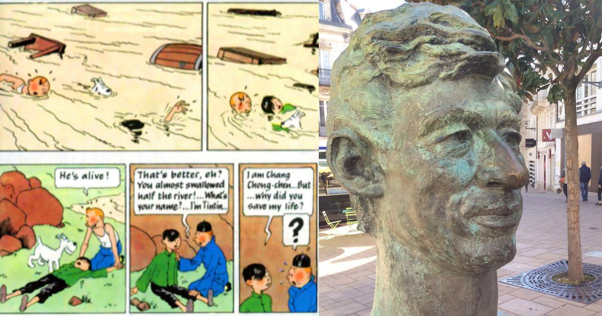 On his 112th birth anniversary, would Hergé have acknowledged the racism in his Tintin comics?