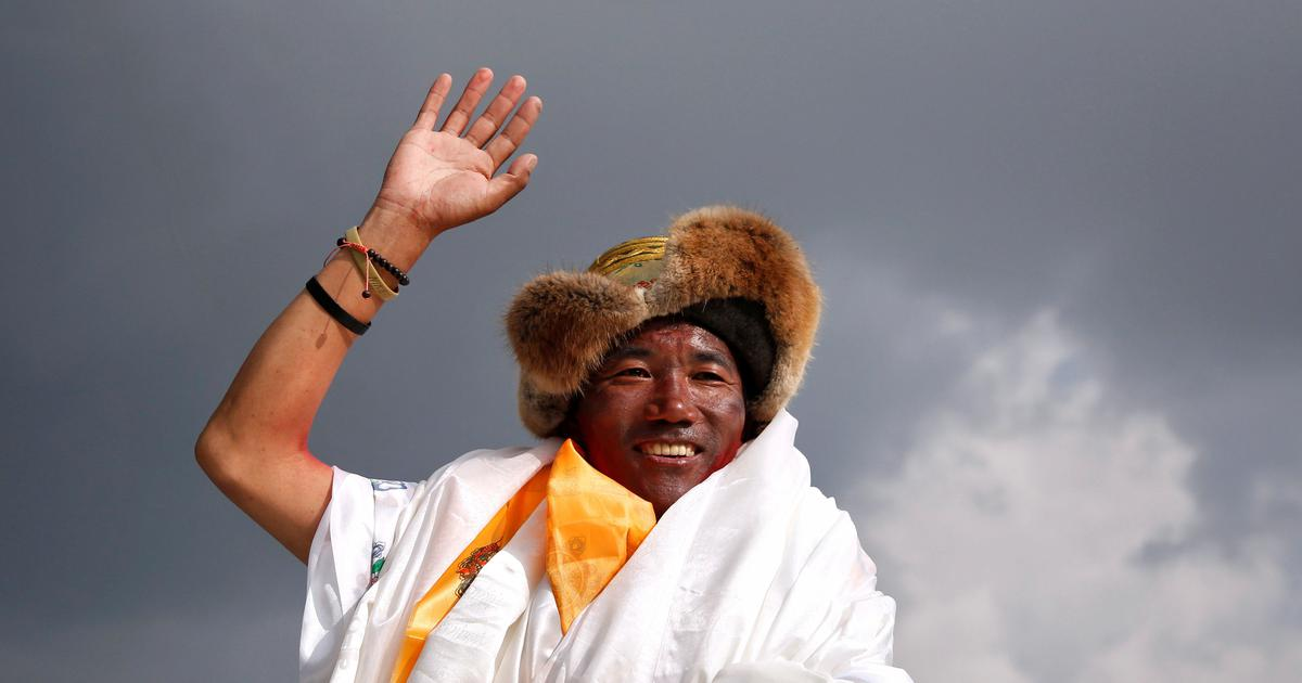 Nepalese mountaineer Kami Rita scales Mount Everest for 24th time, beats his own record in a week