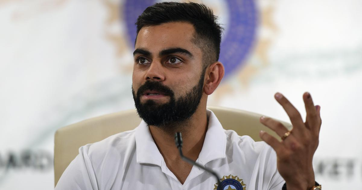 Virat Kohli urges India to hit the ground running in 'most challenging' World Cup of his career
