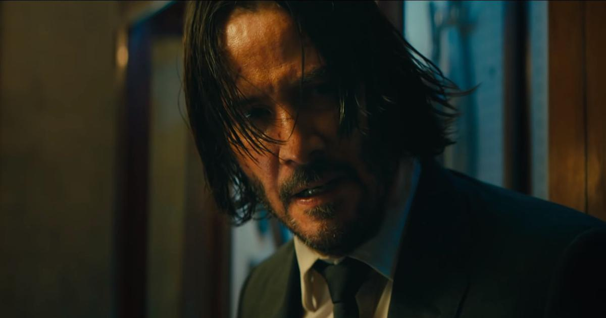 Keanu Reeves to get a fourth outing as John Wick