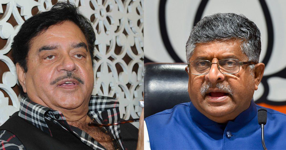 Key fights: BJP's Ravi Shankar Prasad, ex-colleague Shatrughan Sinha battle it out in Patna Sahib