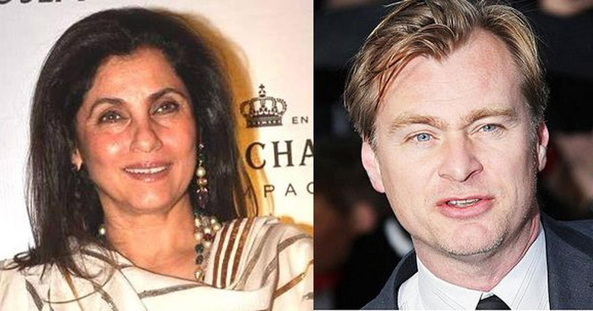Dimple Kapadia is in Christopher Nolan's next movie 'Tenet'