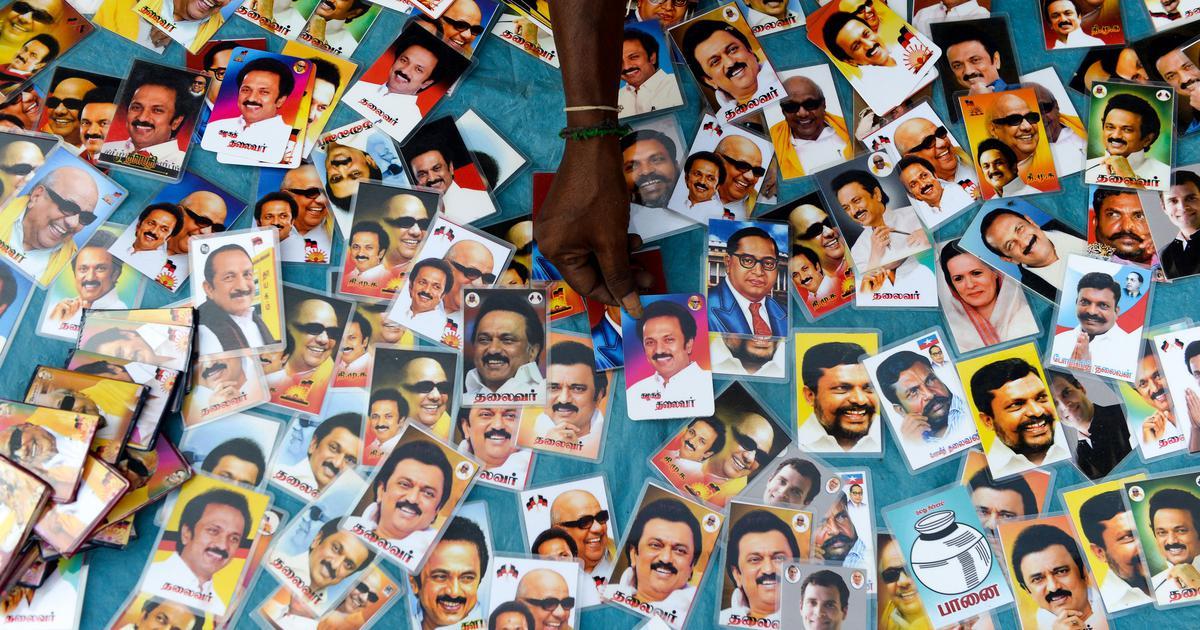 2019 results: Tamil Nadu votes against BJP as DMK sweeps ahead in state