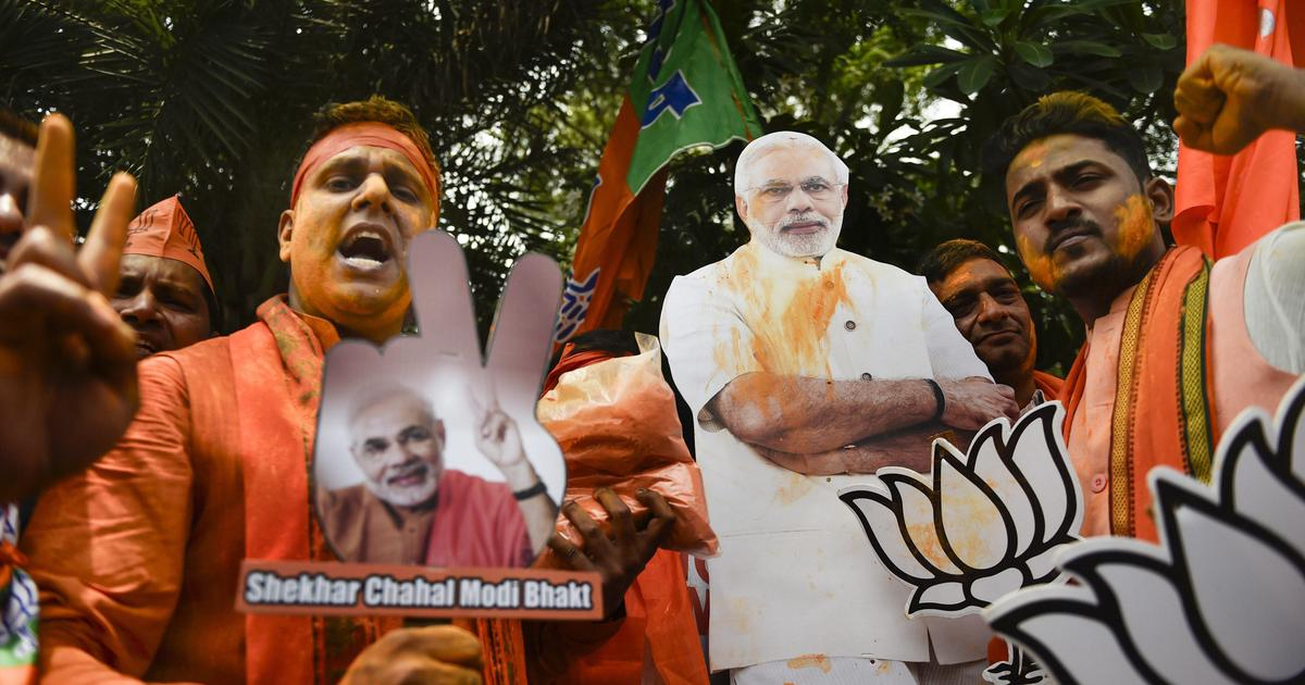 2019 results: BJP is no longer a 'Hindi heartland' party (except for Tamil Nadu and Andhra)