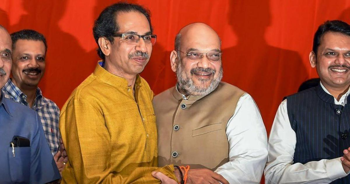 Shiv Sena questions choice of deputy speaker after reports claim BJP offered it to YSR Congress