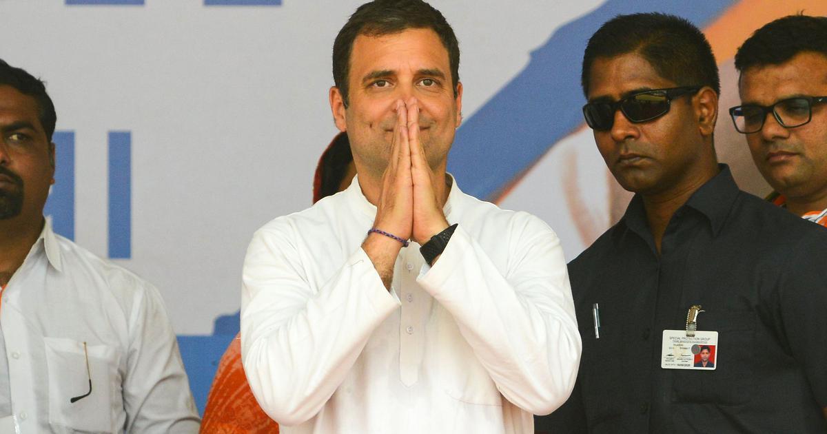 2019 election results: Rahul Gandhi should be given 'decent retirement', says Himanta Biswa Sarma