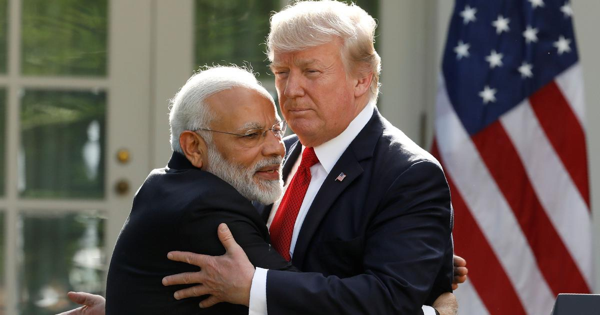 Donald Trump says India's 50% tariff on US motorcycles is unacceptable and too high