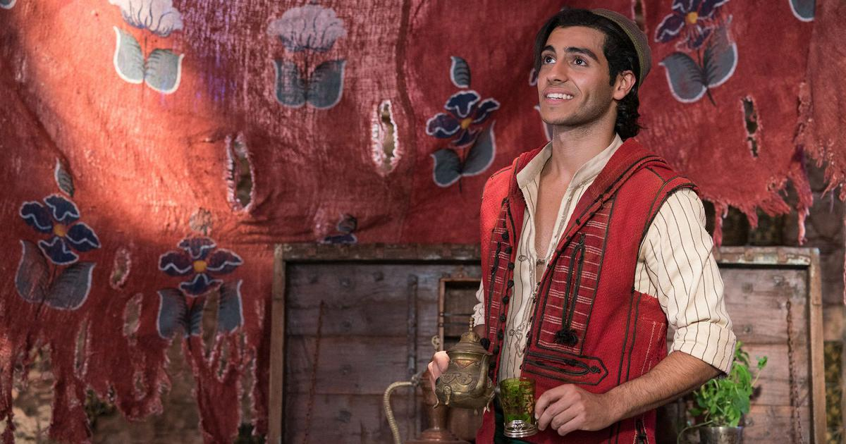 Aladdin movie review: Naomi Scott and Mena Massoud sparkle in ...