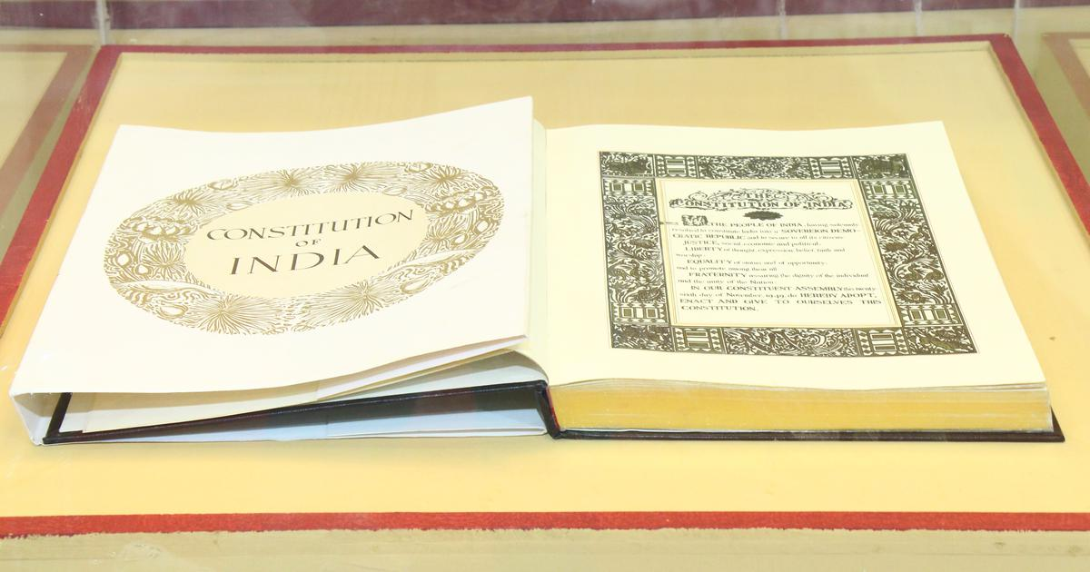 This biography of the Indian Constitution is not about the law today but about the ideal equilibrium
