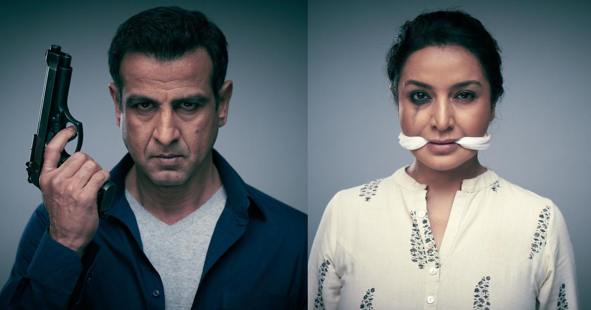 A show where 'nothing is what it seems to be': Ronit Roy and Tisca Chopra on web series 'Hostages'