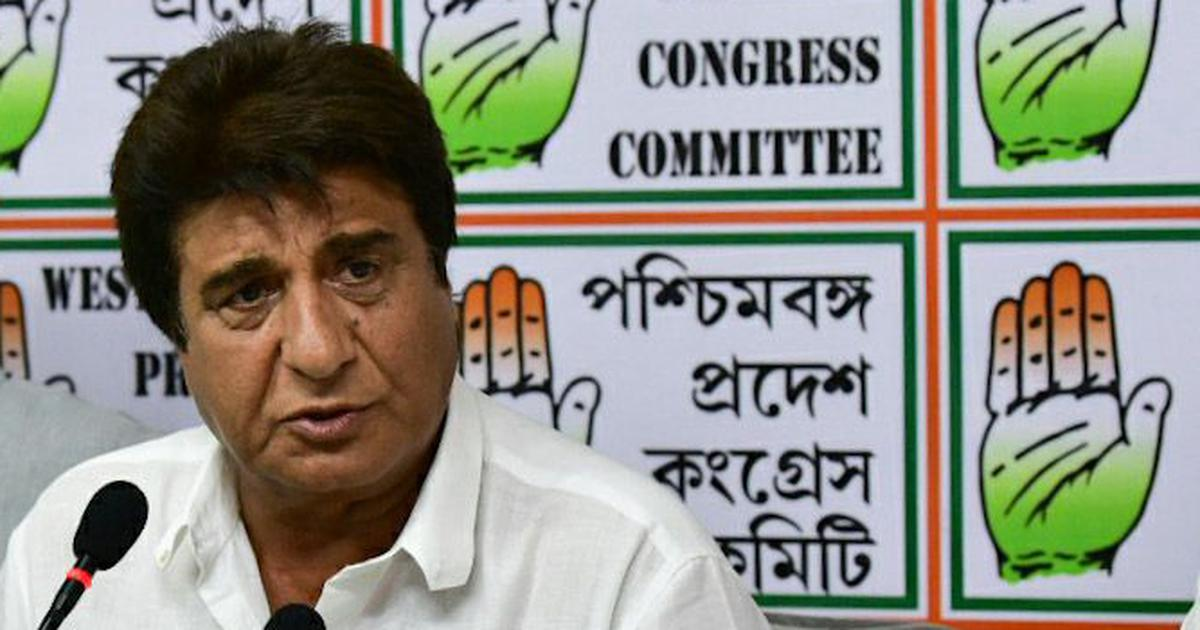 UP Congress chief Raj Babbar sends resignation to Rahul Gandhi a day after drubbing in elections