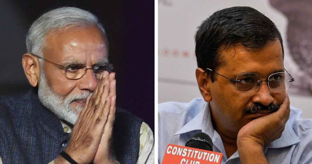 Delhi: Exit polls predict comfortable majority for AAP, BJP expected to improve tally
