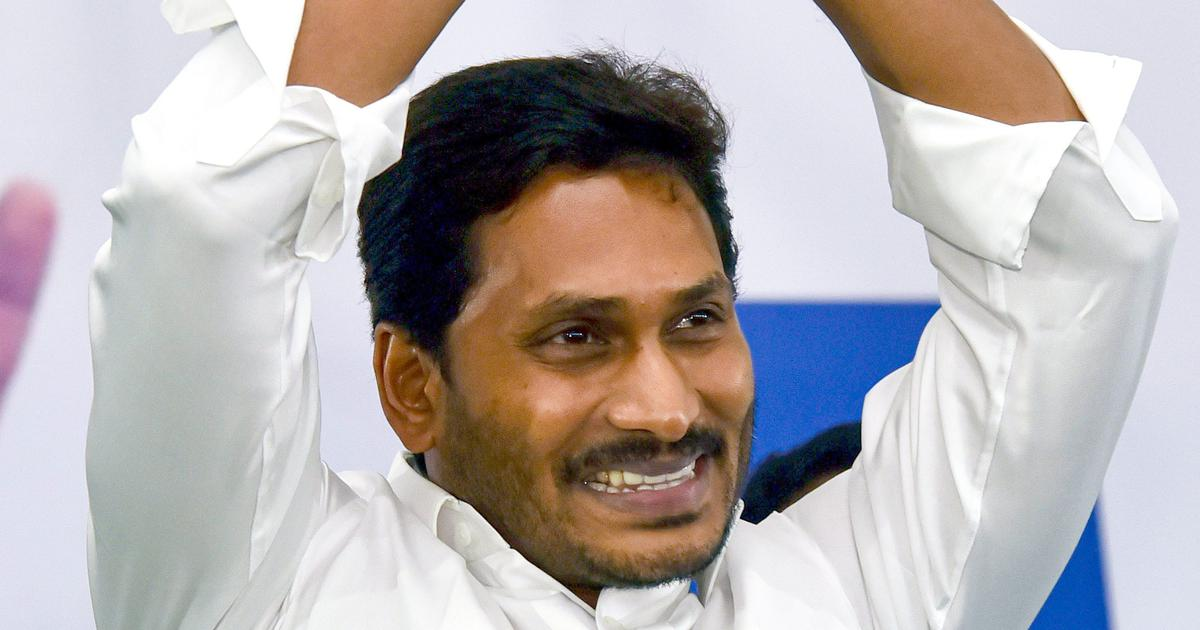 Andhra Pradesh: Jaganmohan Reddy elected YSR Congress legislature party leader