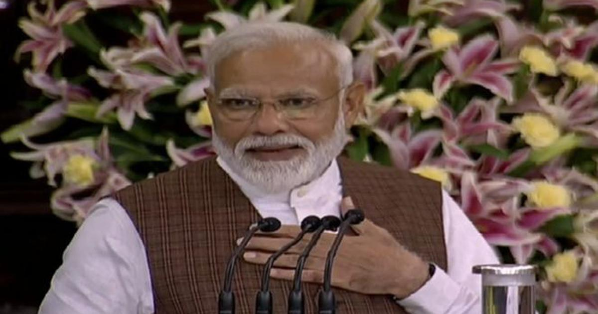 The big news: 'We have to earn minority's trust,' Modi tells NDA leaders, and nine other top stories