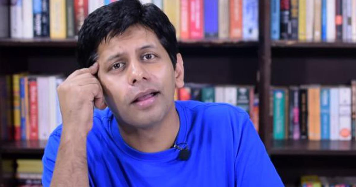 Watch: In new video, satirist Akash Banerjee raises six critical questions on the Ayodhya verdict