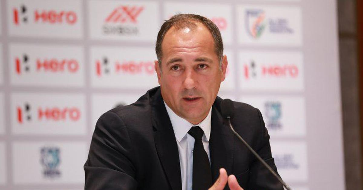 Proud, but it's just a point: Coach Igor Stimac wants India to stay focussed after Qatar draw