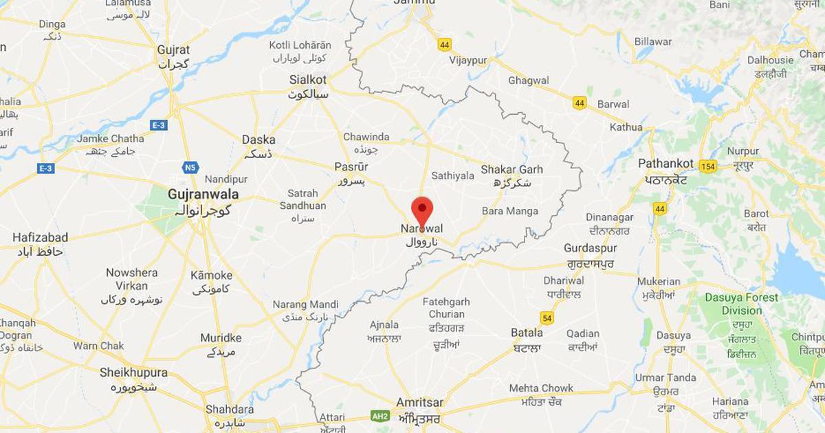 Pakistan: Centuries-old Guru Nanak palace partially demolished in Narowal, reports 'Dawn'