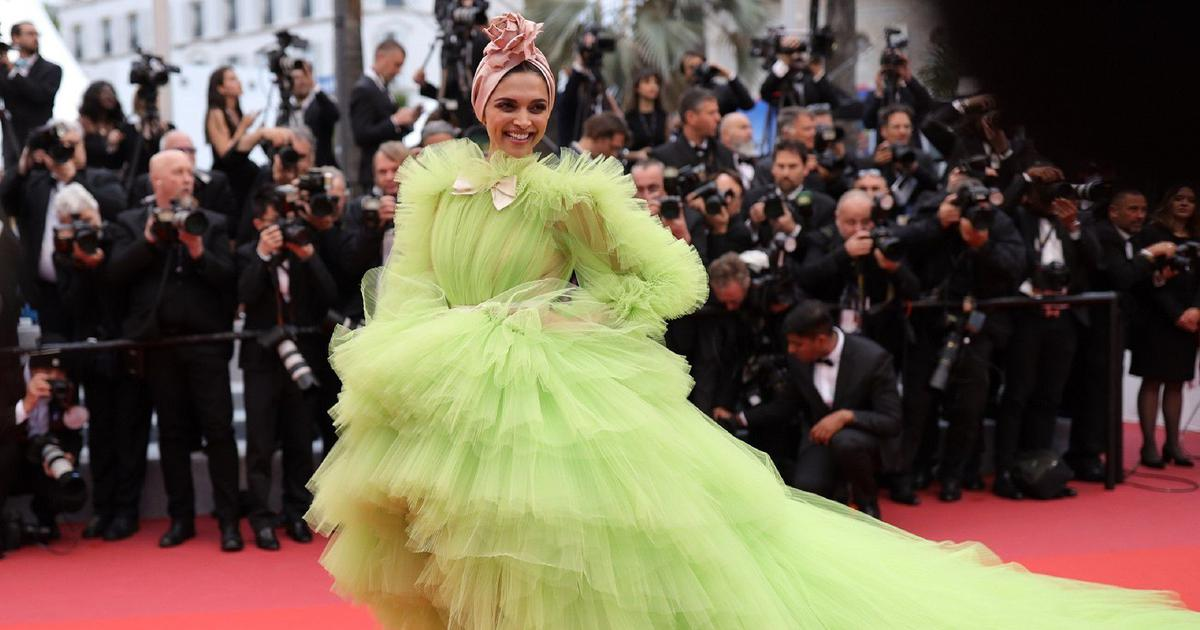 Deepika Padukone in Cannes and six other weird headlines from a bizarre week
