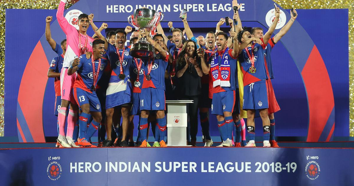 Indian Football: Bengaluru FC enlist Pune's Balewadi stadium as home ground for upcoming season
