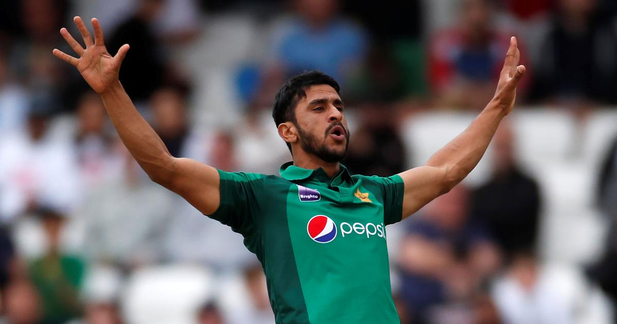 Pakistan pacer Hasan Ali ruled out of T20I series in Australia due to injury