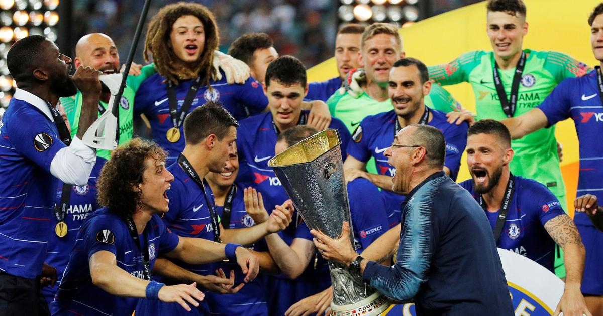 Giroud shines, boost for Sarri, doubts over Emery: What we learnt from Chelsea's Europa League win