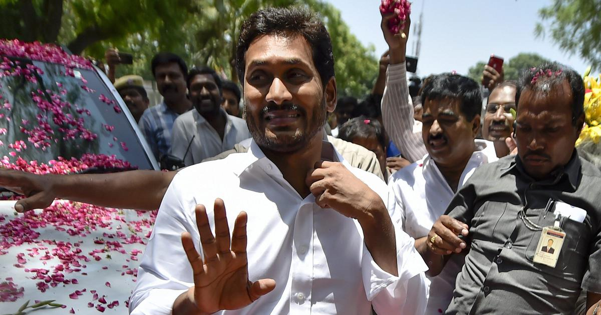 'Hats off': Jaganmohan Reddy praises Telangana CM, police for Hyderabad encounter