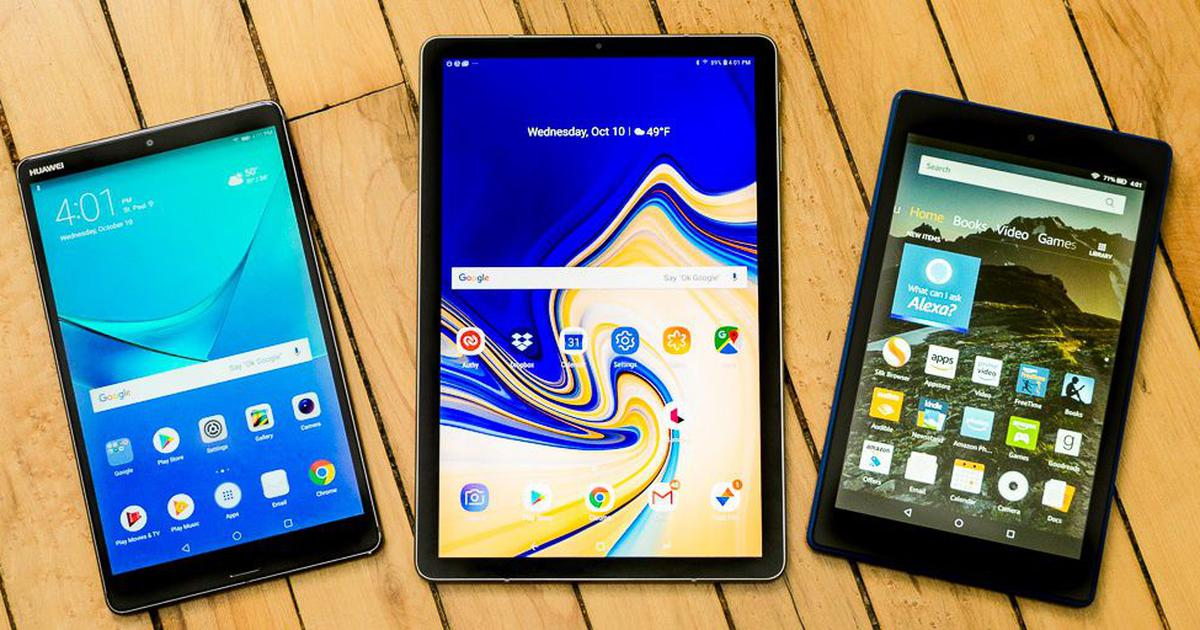 Fast and reliable: These are the best Android tablets in 2019
