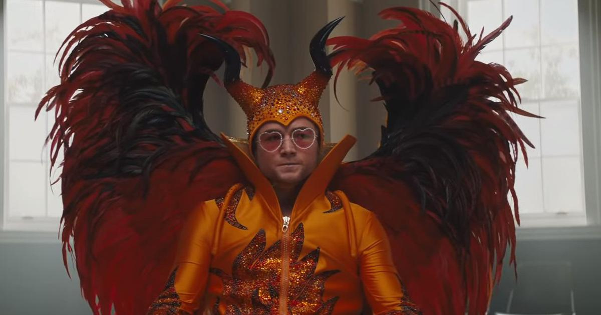 Russian censors cut gay sex and drugs from Rocketman