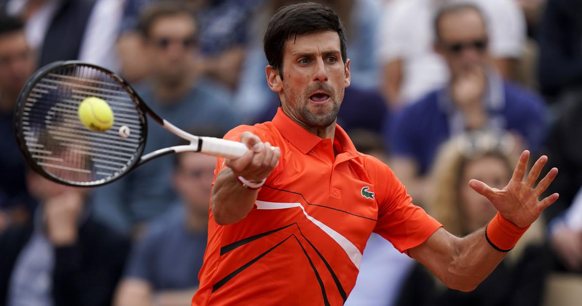 French Open 2019, semi-finals live: Djokovic-Thiem match called off due to bad weather
