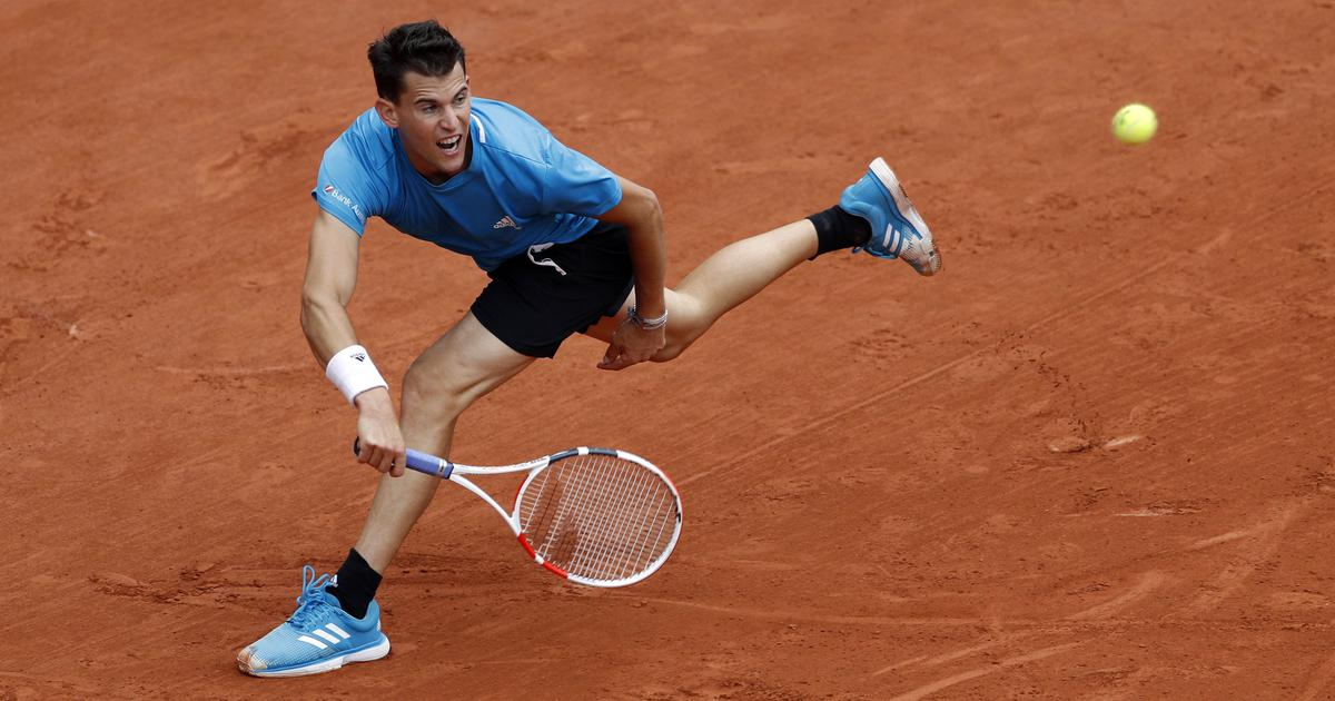 French Open: Dominic Thiem powers into fourth straight semi-final at Roland Garros