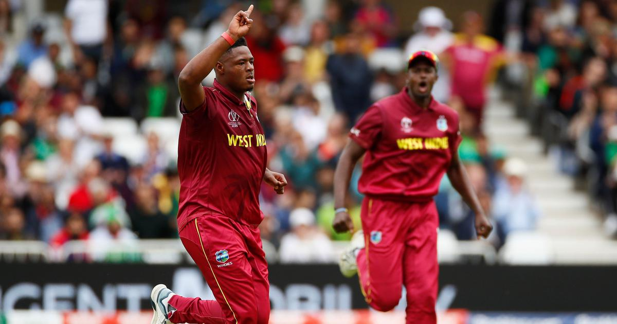 Oshane Thomas Is Overweight Needs To Work Hard On His Fitness Former Windies Pacer Franklyn Rose