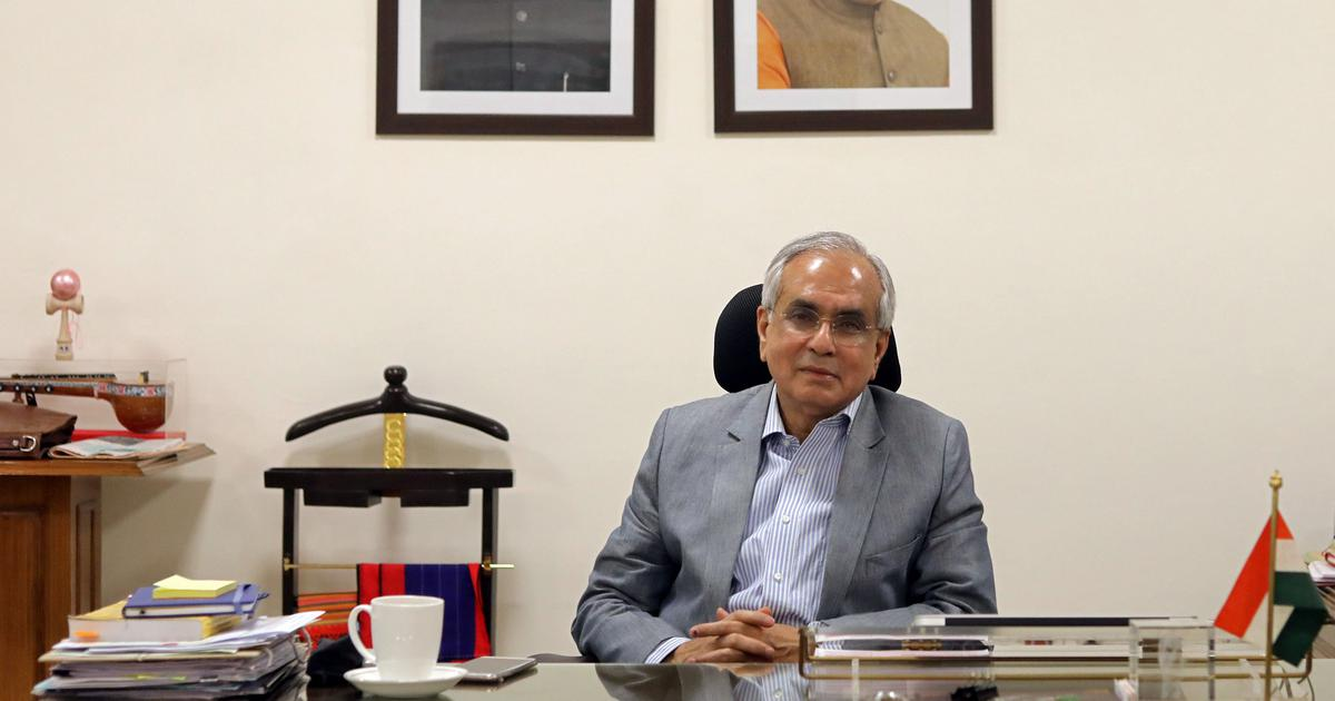 NITI Aayog's Rajiv Kumar says 'big-bang reforms' likely during first 100 days of new government