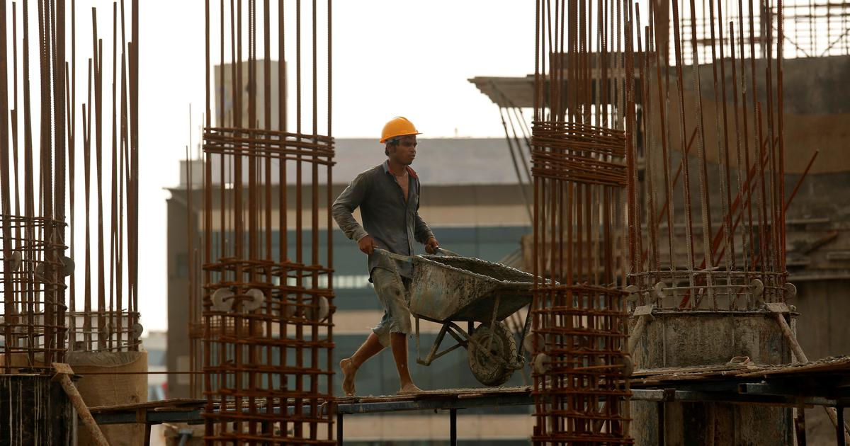 Moody's revises India's GDP forecast for this year from -9.6% to -8.9%