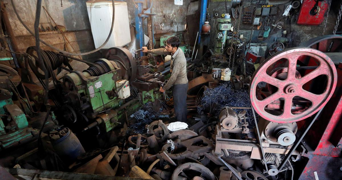 India's GDP growth slips below 6%; stands at 5.8% in Q4