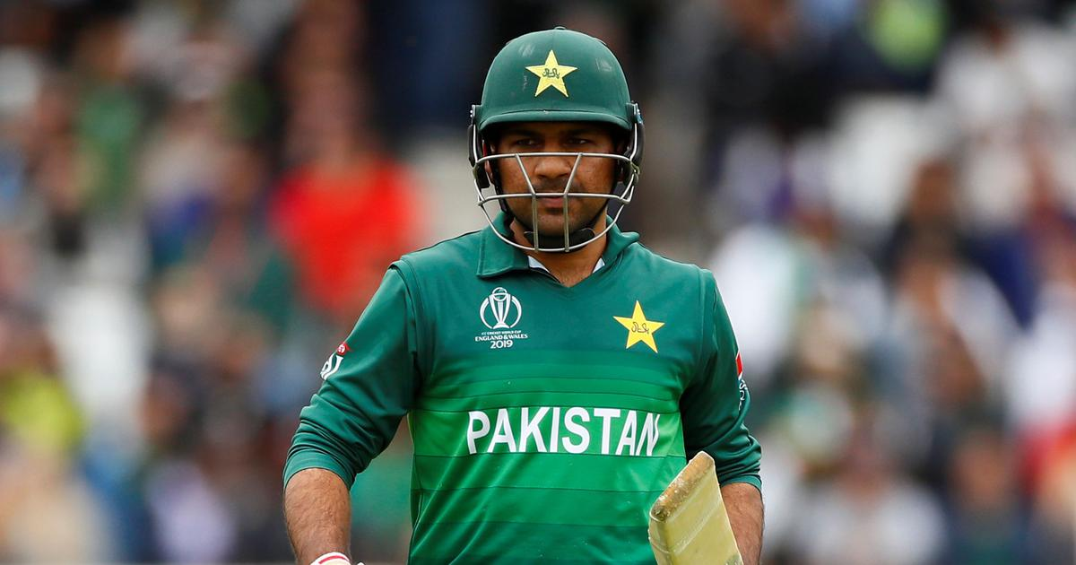 Pakistan's World Cup dilemma: Where should their skipper Sarfaraz Ahmed bat?