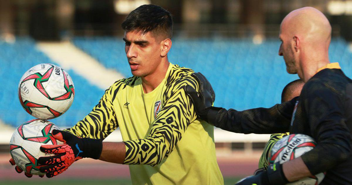 Tomislav Rogic is the best goalkeeping coach I have seen in India's set-up, says Gurpreet Sandhu