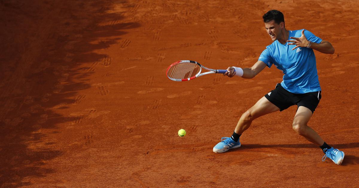 French Open: Djokovic vs Thiem semi-final to resume on Saturday after play called off due to weather