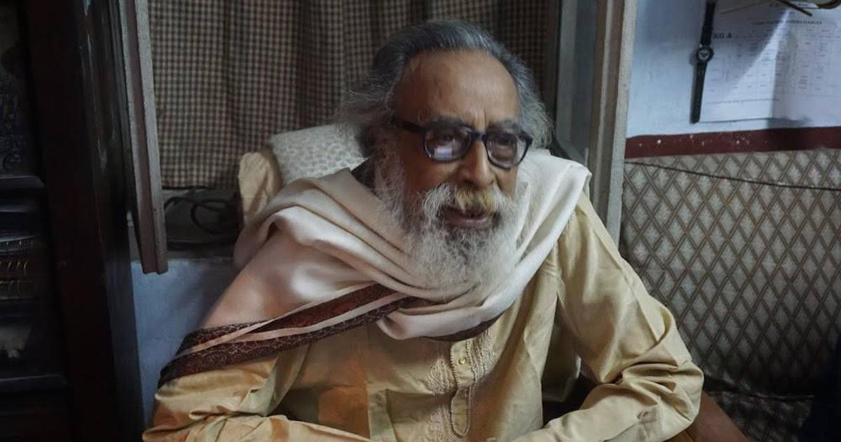 Adrish Bardhan (1932-2019) single-handedly put science-fiction in the Bengali reader's imagination